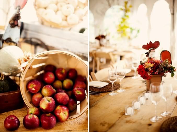 Свадьба осенью: особенности - фото №1